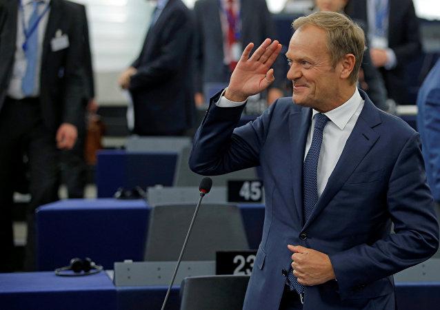 AB Konseyi Başkanı Donald Tusk