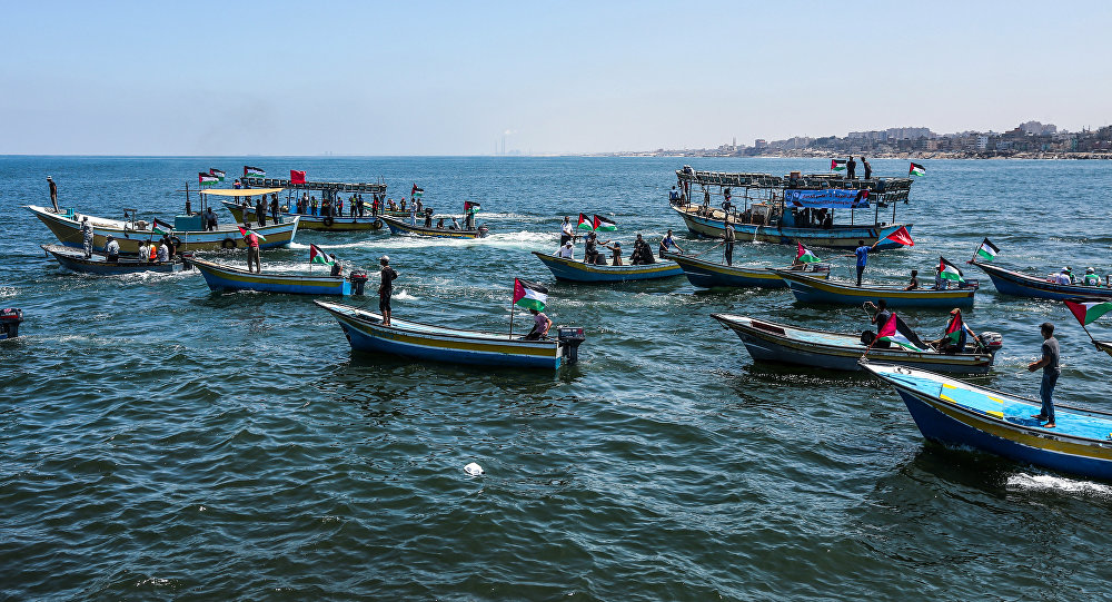 İsrail 'Özgürlük Gemisi'nin denize açılmasını engelledi