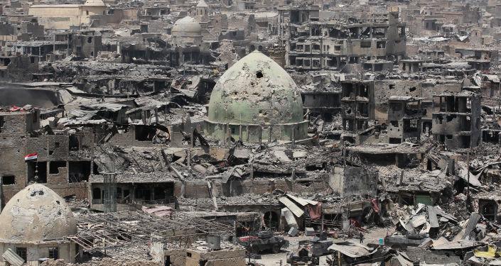 Musul'un IŞİD'den kurtuluşunun 1. yıldönümü