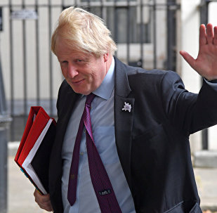 Eski İngiltere Dışişleri Bakanı Boris Johnson
