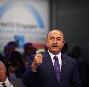 Mevlüt Çavuşoğlu, NATO Zirvesi.