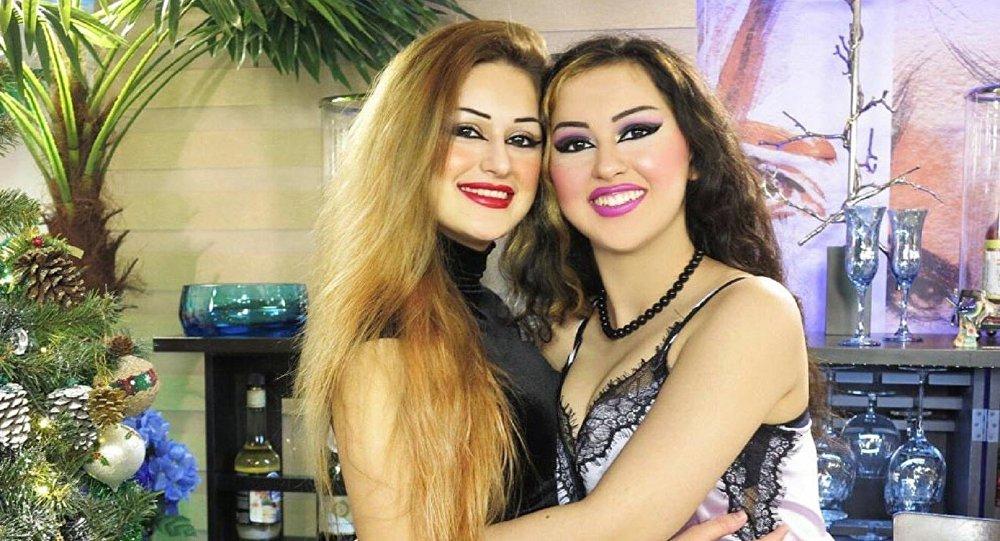 Elvan Koçak'ın kızları - Adnan Oktar