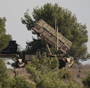 İsrail'de Amerikan Patriot'u