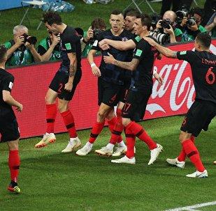 Hırvatistan - İngiltere maçı