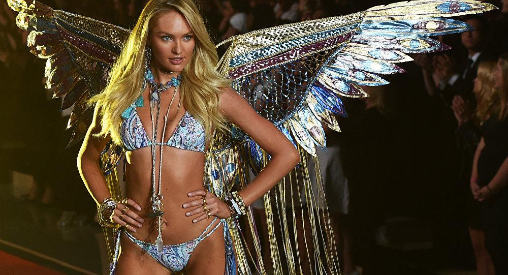 Victoria's Secret modeli Candice Swanepoel
