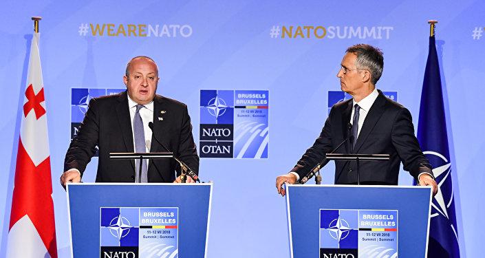 NATO- Gürcistan
