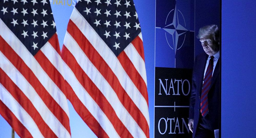 ABD Başkanı Donald Trump- NATO