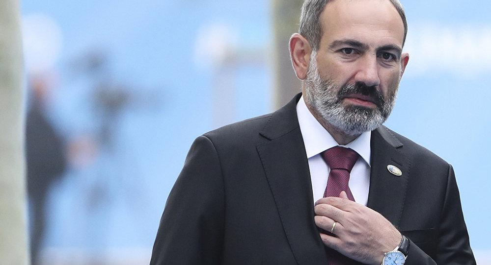 Paşinyan: Türkiye sınırımızı Rus ordusunun koruması Ermenistan için önemli