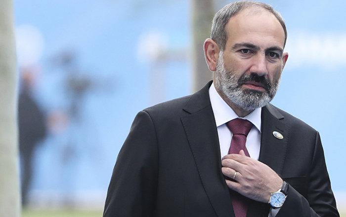 Paşinyan, Ermenistan'ın başbakanlığına getirildi