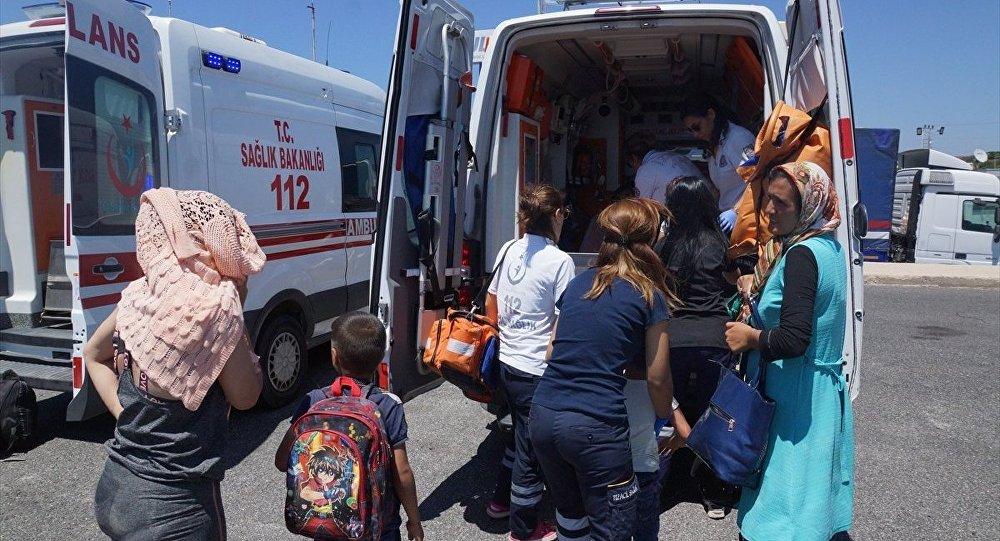 Türk Sahil Güvenlik askeri mahsur kalan 34 göçmeni kurtardı
