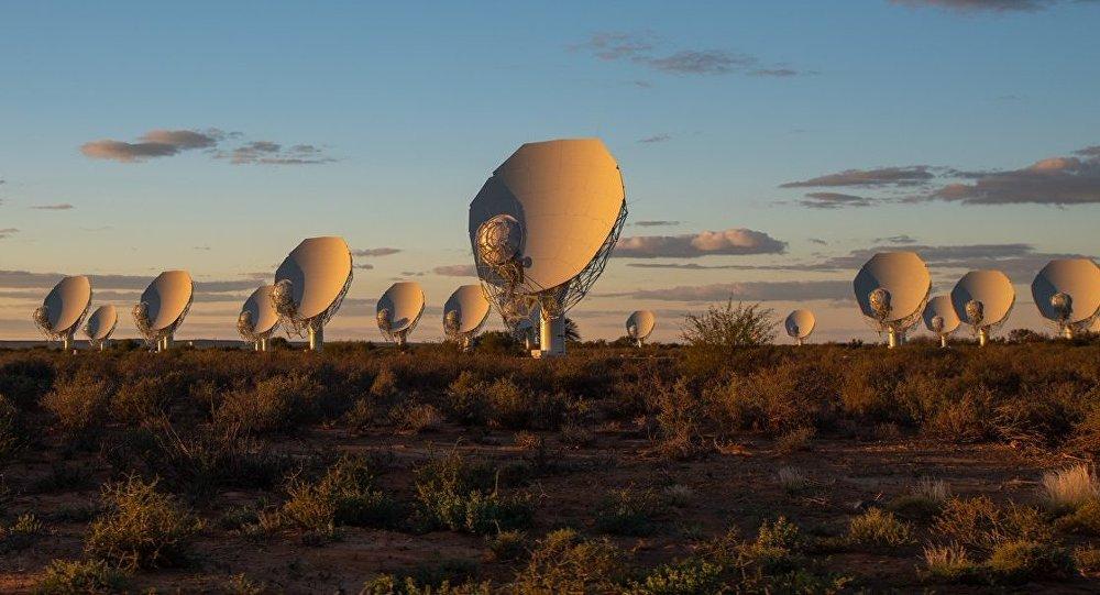 MeerKAT radyo teleskobu