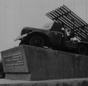 Sovyet ateş yayılım sistemi Katyuşa'nın ilk atışı, 77 yıl önce yapıldı
