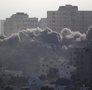 İsrail-Gazze