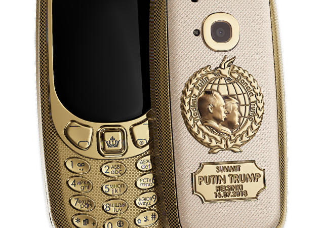 Nokia 3310's Peacemakers model
