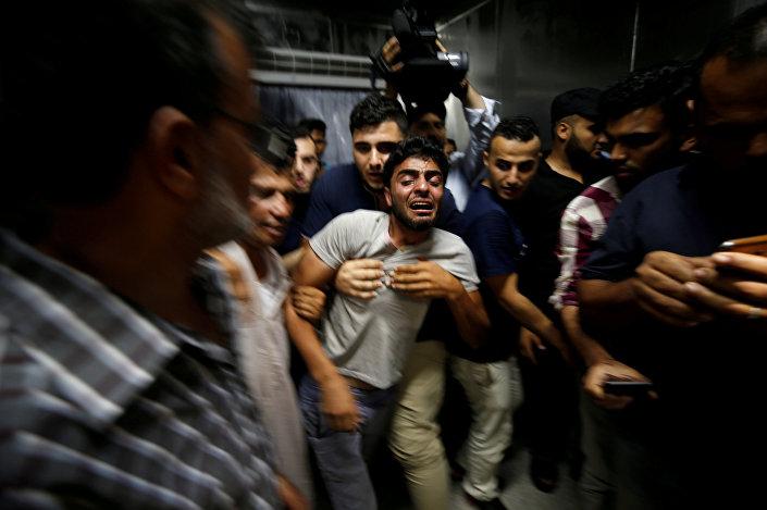 İsrail saldırısında ölen gençlerden birinin yakınları