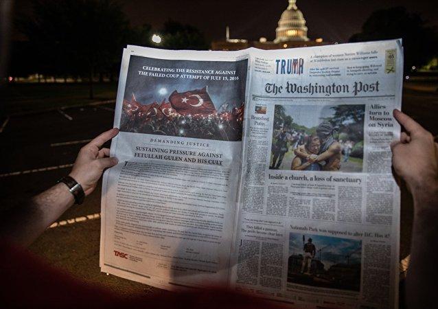 Washington Post- Gülen