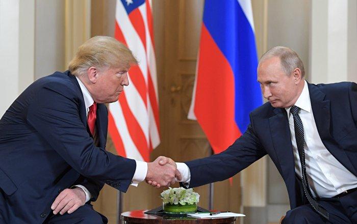Putin'le görüşen Trump'a, senato ve istihbarattan eleştiri yağmuru