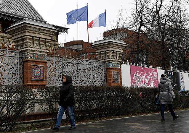 Fransa'nın Moskova Büyükelçiliği