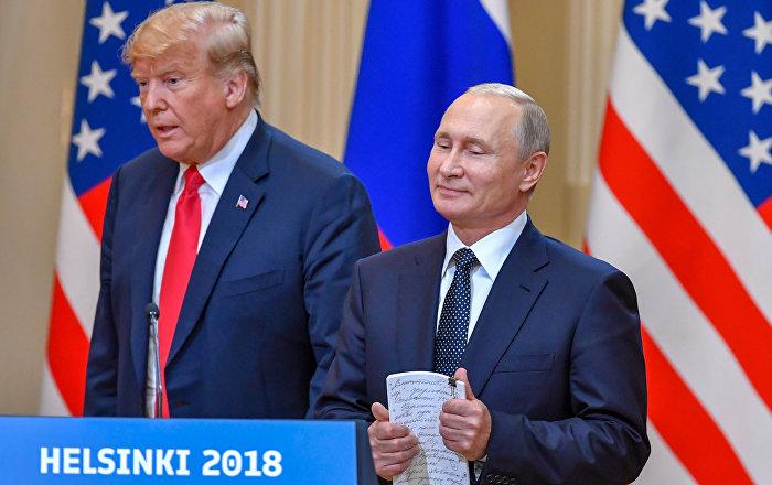 Putin: Trump'la görüşme ısınma niteliği taşımalıydı ama içeriği zengin gerçekleşti