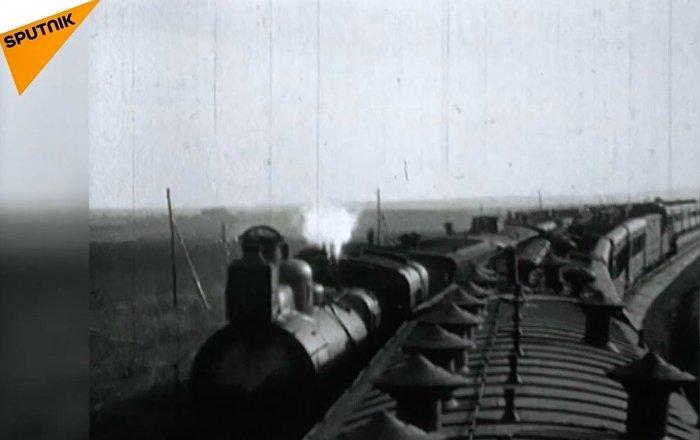 Trans Sibirya Demiryolu tam 115 yıl önce hizmete açıldı