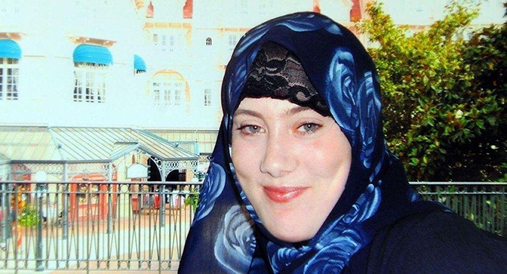 'Beyaz Dul' lakaplı terörist Samantha Lewthwaite