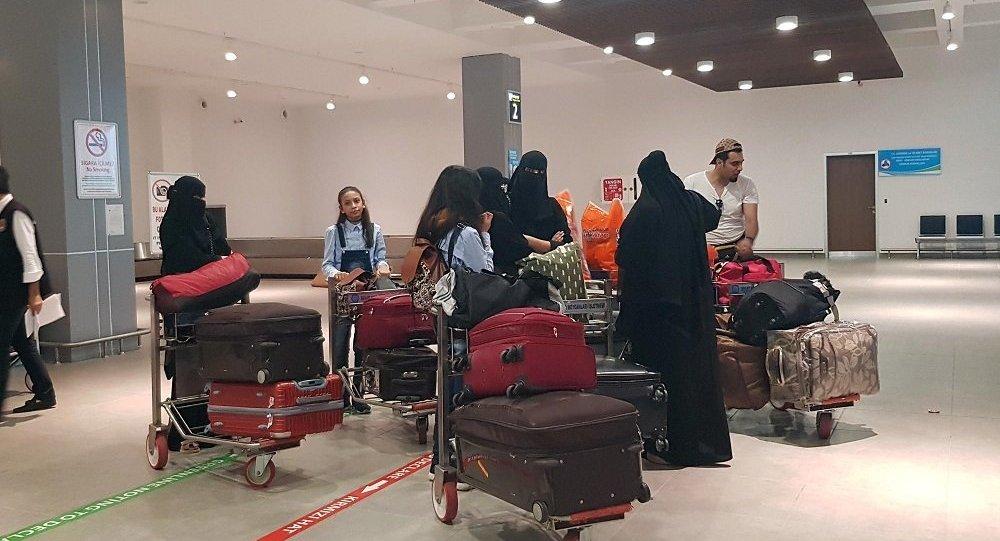 Arap turistler Ordu'da