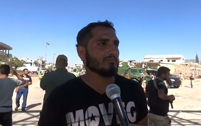 Suriye ordusu tarafına geçen militan: Örgüt yönetimi bize ihanet etti
