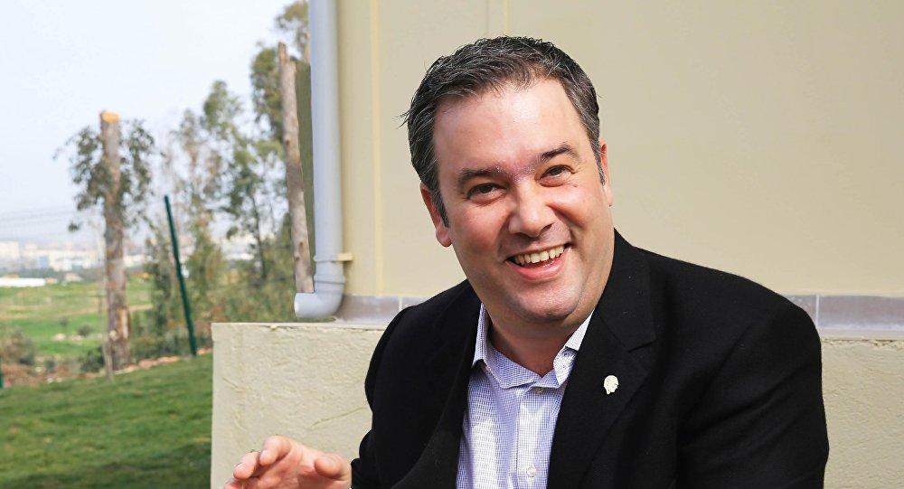 Buca Belediye Başkanı Levent Piriştina