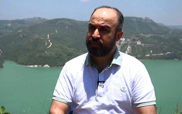 Suriyeli subay esaretten kurtuluş hikayesini Sputnik'e anlattı