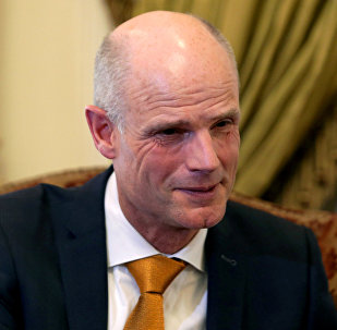 Hollanda Dışişleri Bakanı Stef Blok