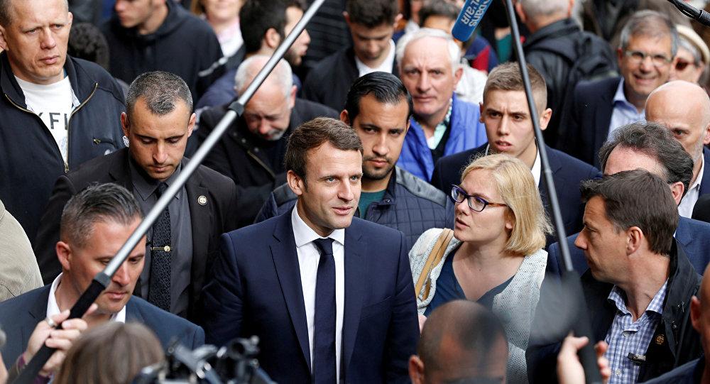 Macron'un ekibinin skandalları bitmiyor