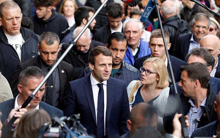 Macron'un 1 Mayıs'ta göstericileri darp eden yardımcısına soruşturma