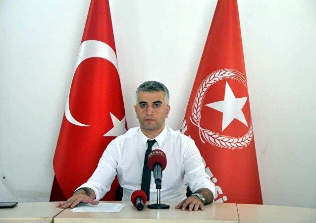 Vatan Partisi Genel Sekreteri Utku Reyhan