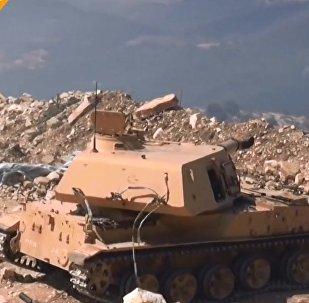 Suriye ordusu, Lazkiye dağlarında teröristlerin saldırısını püskürttü