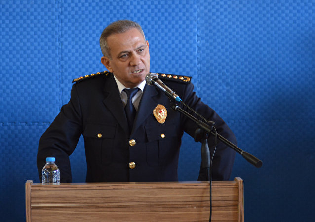 Kayseri Polis Meslek Eğitim Merkezi Müdürü Metin Tanrıver