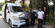 Şoförleri 'Norveç'te 4000 euro maaş' vaadiyle kandırdılar