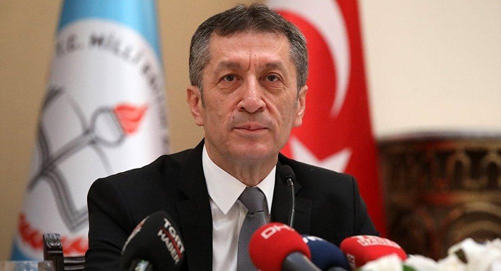 MEB, Milli Eğitim Bakanı, Ziya Selçuk