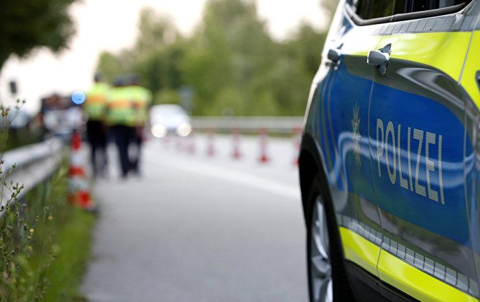 'Alman taraftarlar ileYPG taraftarları arasında kavga'