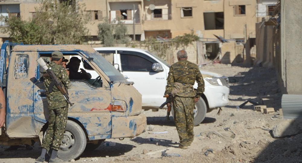 DSG Komutanı: IŞİD Deyr er Zor'da tamamen bitirilmek üzere