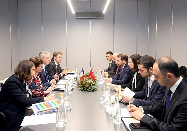 Albayrak'tan G20'de ekonomi diplomasisi