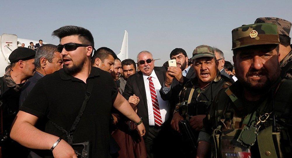 Raşid Dostum'a suikast girişimi: 9 ölü