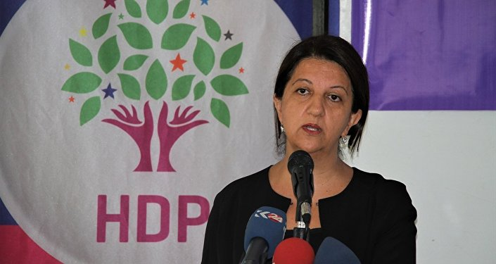 HDP Eş Genel Başkanları Pervin Buldan