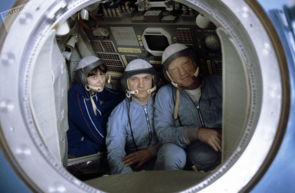 Uzayın fatihleri: En ünlü kadın astronotlar
