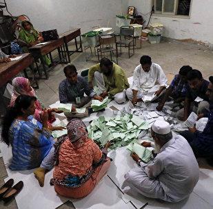 Pakistan'da seçim
