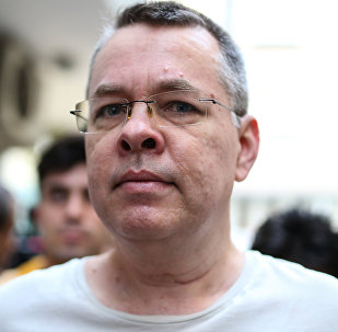 ABD'li din adamı Andrew Craig Brunson