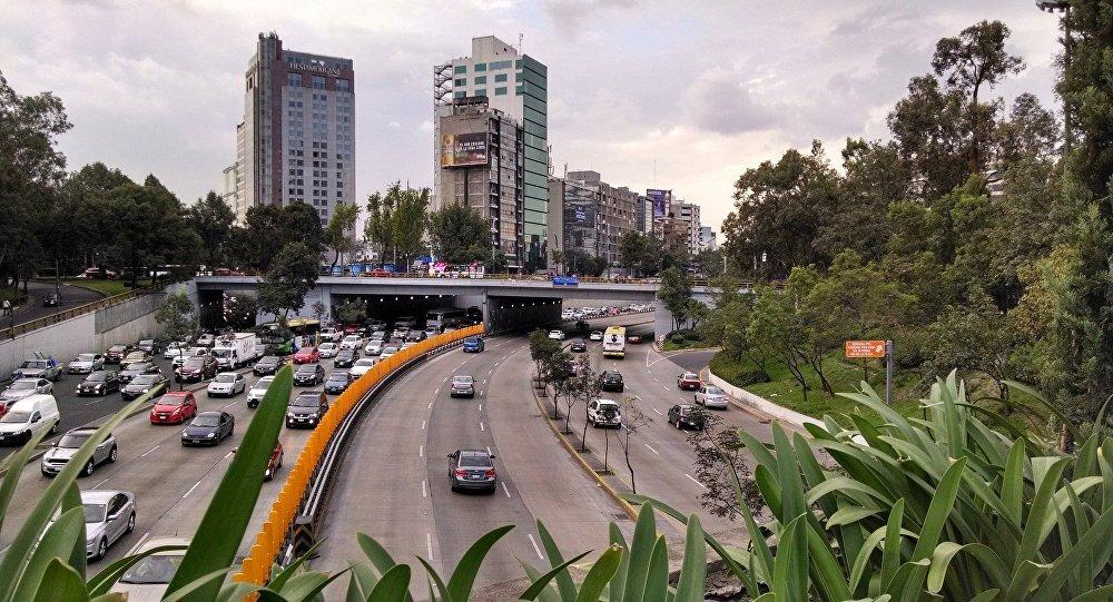 Meksika'nın başkenti Meksiko