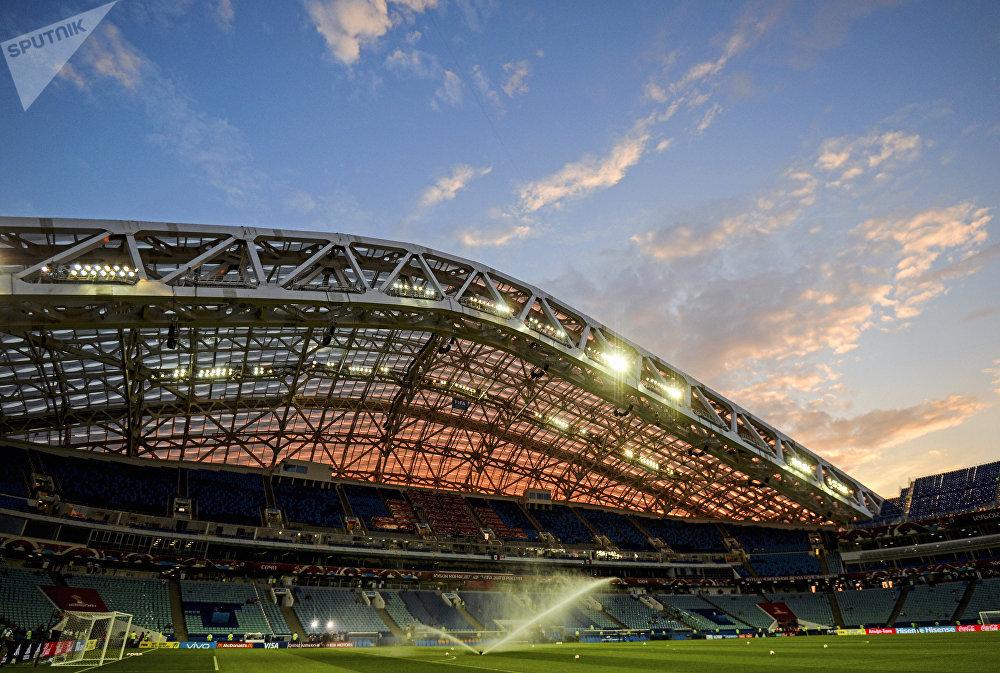 Fişt Stadyumu, Soçi.