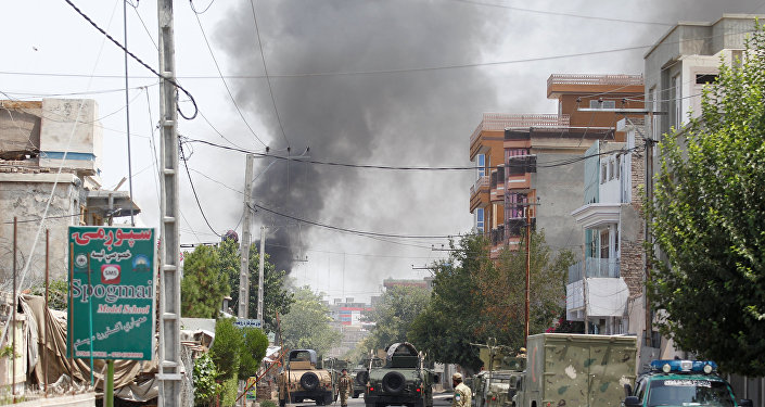 Afganistan-Saldırı