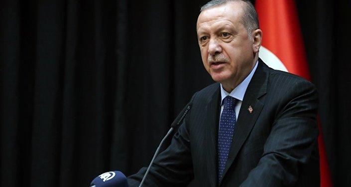 Erdoğan, Zambiya