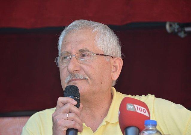 Yüksek Seçim Kurulu (YSK) Başkanı Sadi Güven